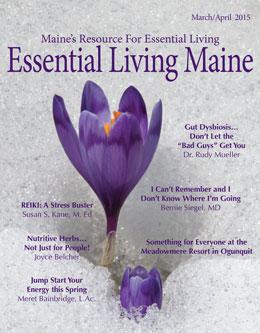 EssentialLivingMaine_March_2015_Cover_Yudu