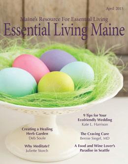 EssentialLivingMaine_April_2015_Cover_Yudu