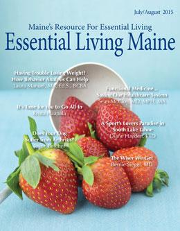 EssentialLivingMaine_July_2015_Cover_Yudu