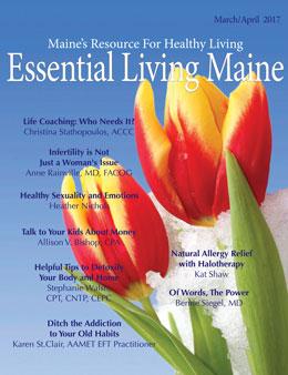 EssentialLivingMaine_March_2017_Cover_Yudu