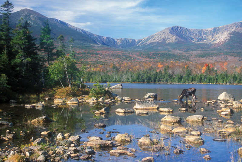 Outdoor Adventure Abounds in Northern Maine