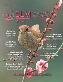 EssentialLivingMaine_May_2018_Cover_Yudu