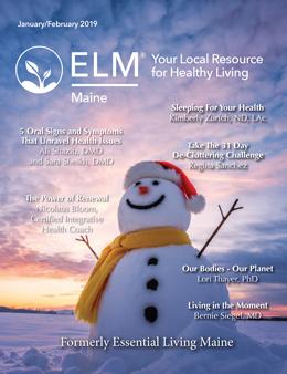 EssentialLivingMaine_January_2019_Cover_Yudu