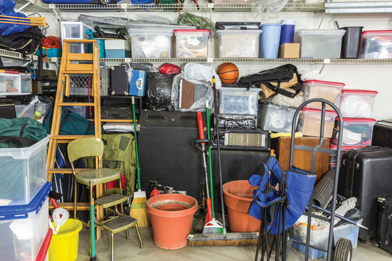 Take the 31 Day De-Cluttering Challenge