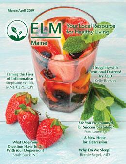 EssentialLivingMaine_March_2019_Cover_Yudu