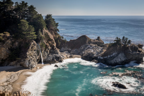 McWay Falls - October 2017 (1 of 1)