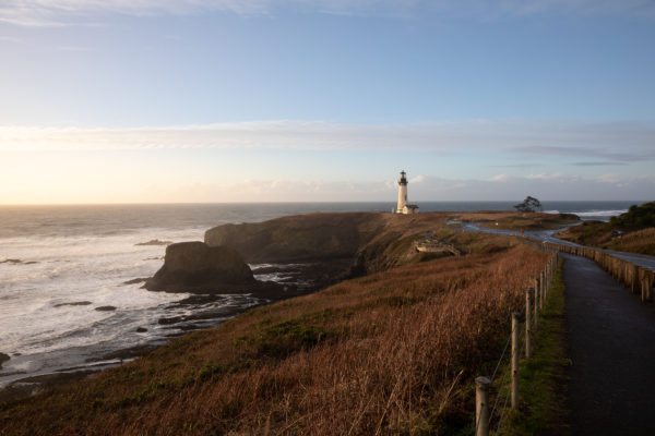 Path to Yaquina Head Lighthouse - December 2018 - Web Size (1 of 1)