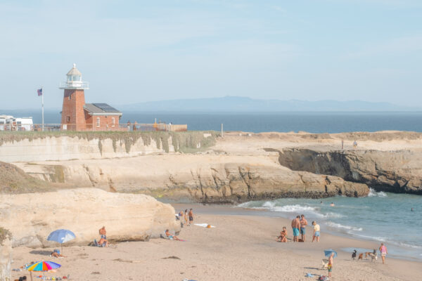 Santa Cruz Lighthouse by Darren Loveland (1 of 1)