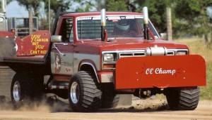 ken drakes truck