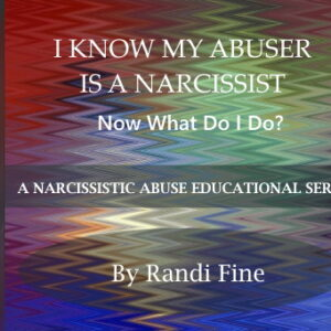 CD cover for Narcissistic Abuse MP3 Platinum Series Lesson Two