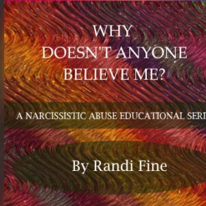 CD cover for Narcissistic Abuse MP3 Platinum Series Lesson Three