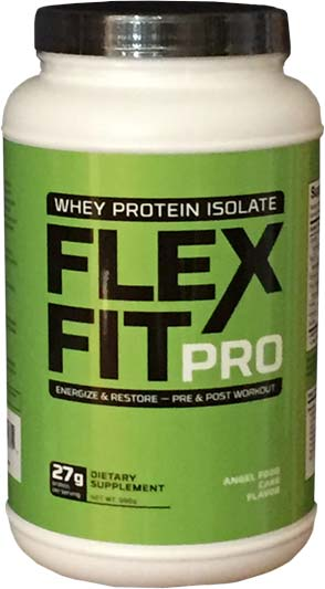 Flex fit pro angel food container image