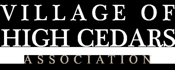 Village of High Cedars