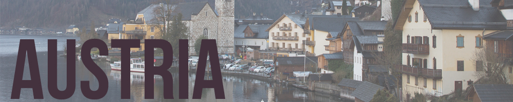 Destination Austria | My Wandering Voyage travel blog