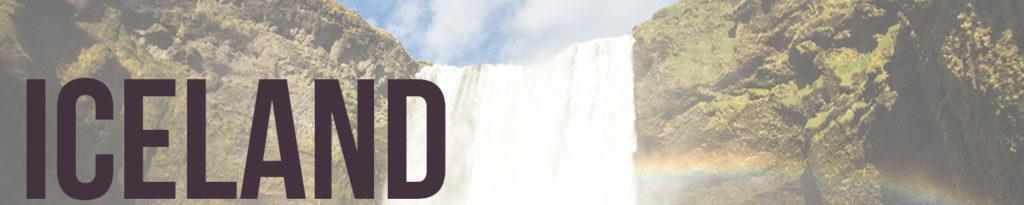 Travel destination: Iceland