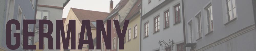 Destination Germany | My Wandering Voyage travel blog