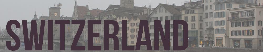 Destination Switzerland | My Wandering Voyage travel blog