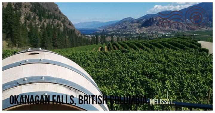 Okanagan Falls British Columbia - My Wandering Postcard | My Wandering Voyage Travel Blog