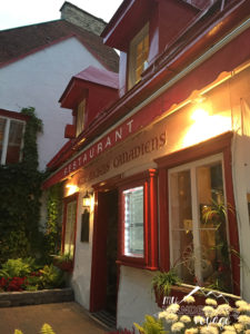 What to eat in Quebec City - Aux Anciens Canadiens | My Wandering Voyage Travel Blog