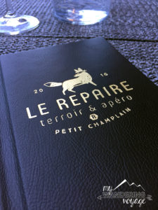 What to eat in Quebec City - Le Repaire | My Wandering Voyage Travel Blog