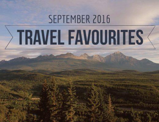 September Travel Favourites | My Wandering Voyage travel blog