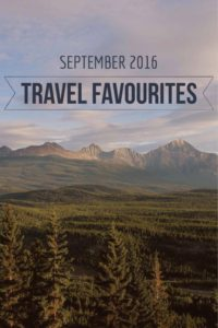 September travel favourites   My Wandering Voyage travel blog