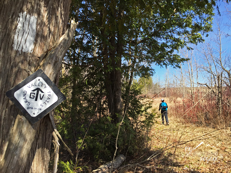 Grand Valley Trail - Ontario Trails   My Wandering Voyage travel blog