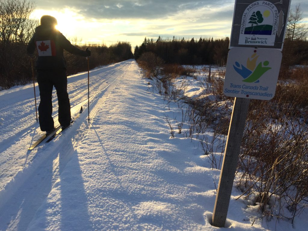 Woman hikes across the Trans-Canada Trail | My Wandering Voyage travel blog