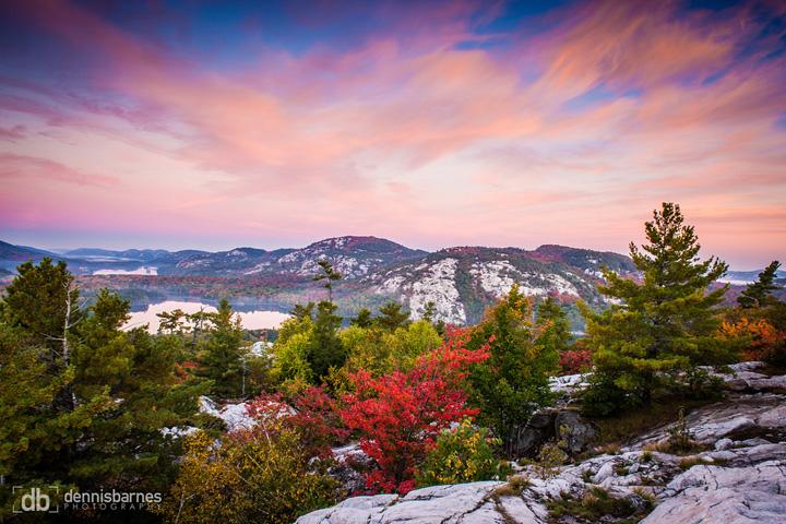 La Cloche Silhouette Trail. photo by Dennis Barnes via Flickr