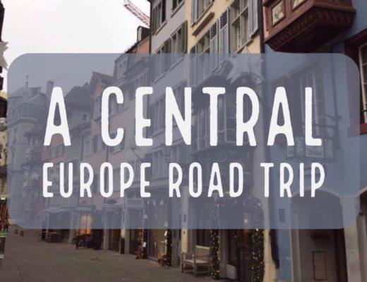 Central Europe Road Trip - Germany, Austria, Liechtenstein and Switzerland | My Wandering Voyage travel blog