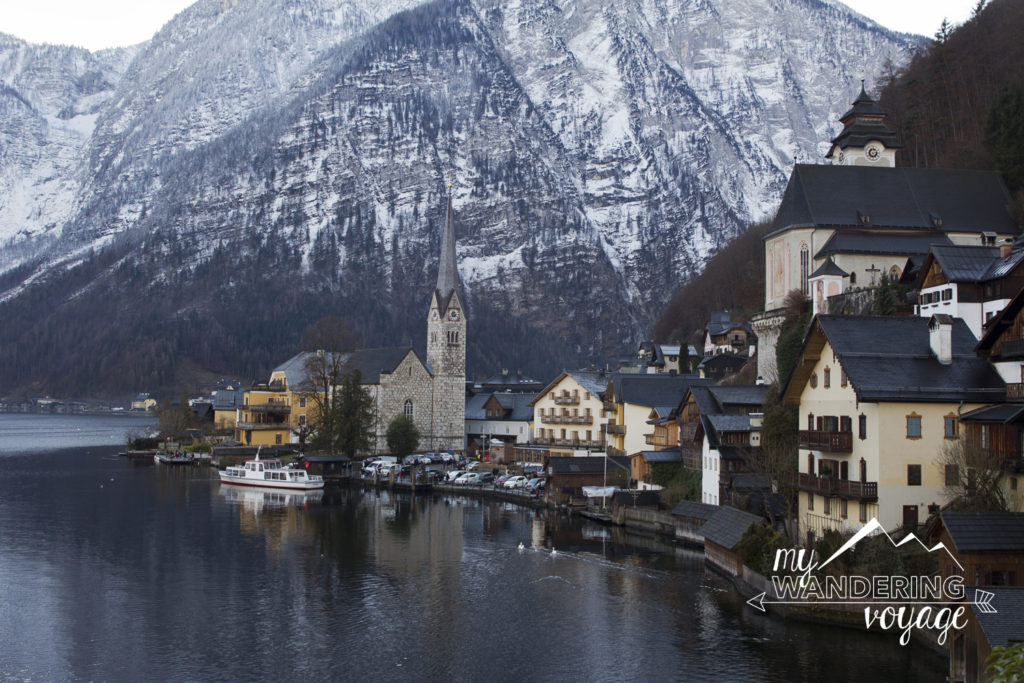 Hallstatt, Austria Central Europe | My Wandering Voyage Travel Blog