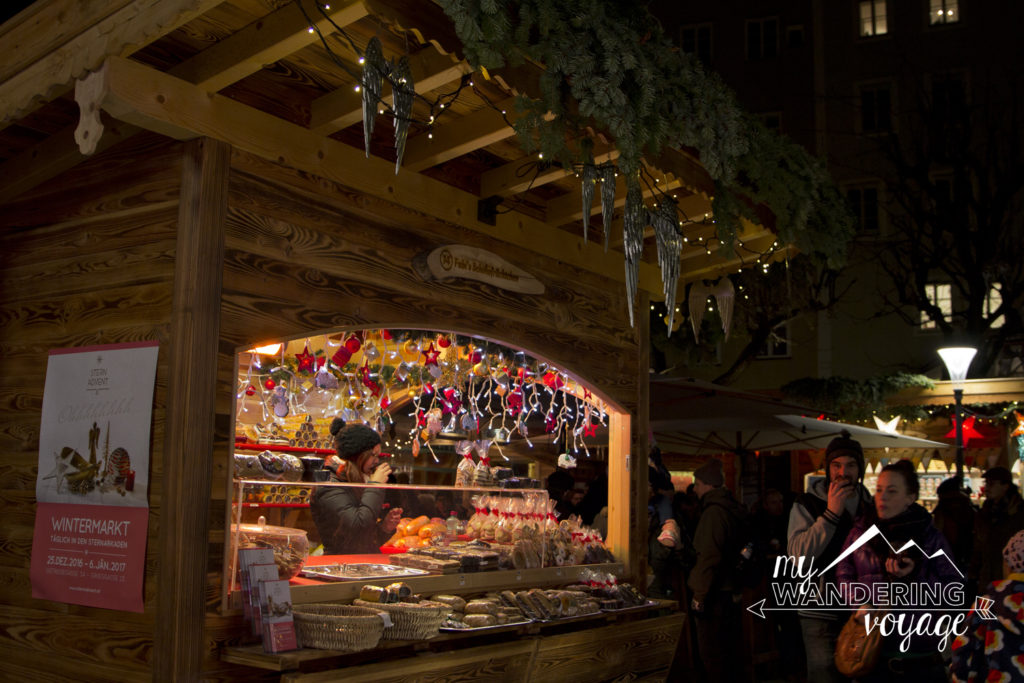 Christmas Market Salzbugh Austria, Central Europe | My Wandering Voyage travel blog