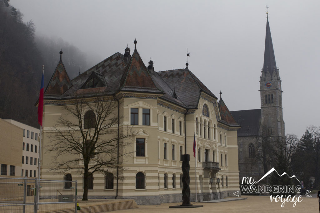 Vaduz Liechtenstein, Central Europe | My Wandering Voyage travel blog