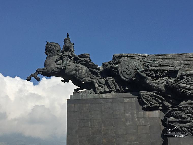 Statue Quito, Ecuador | My Wandering Voyage Travel Blog