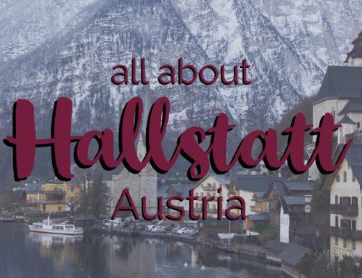 All about Hallstatt Austria | My Wandering Voyage travel blog