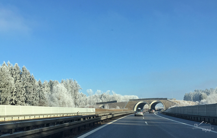 Frosty Alps road trip | My Wandering Voyage travel blog