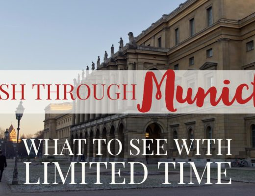 Dash Through Munich - What to do in Munich Germany with limited time | My Wandering Voyage travel blog