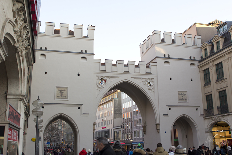 Karlstor Gate, Munich, Germany - What to do in Munich Germany with limited time   My Wandering Voyage travel blog
