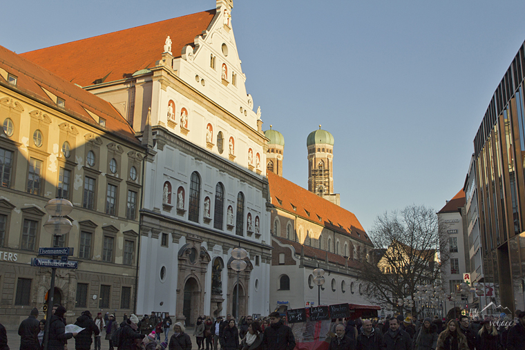Neuhauserstrasse - What to do in Munich Germany with limited time   My Wandering Voyage travel blog