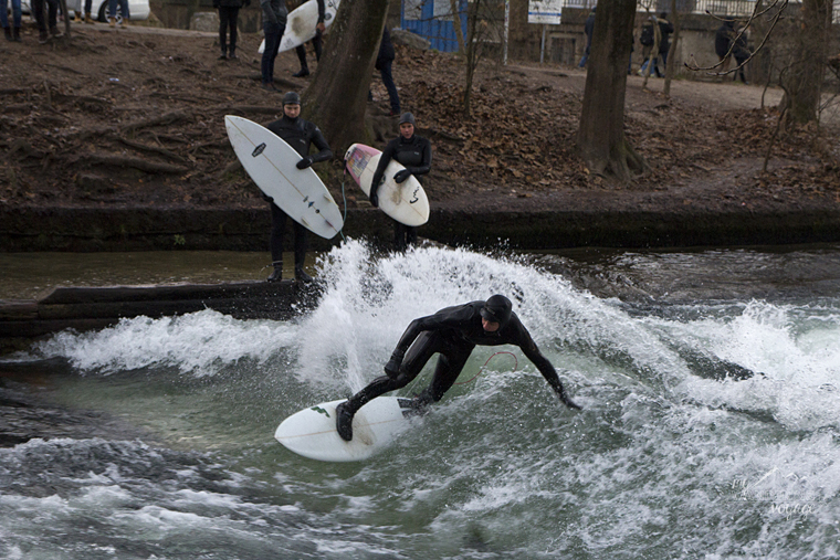 Surfing in Munich, Germany - What to do in Munich Germany with limited time   My Wandering Voyage travel blog