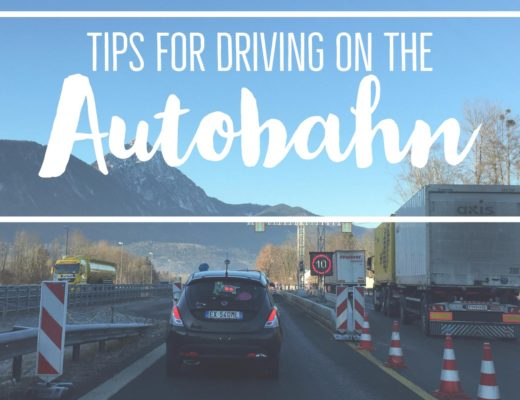 Tips for Driving on the Autobahn in Germany, Austria and Switzerland | My Wandering Voyage travel blog