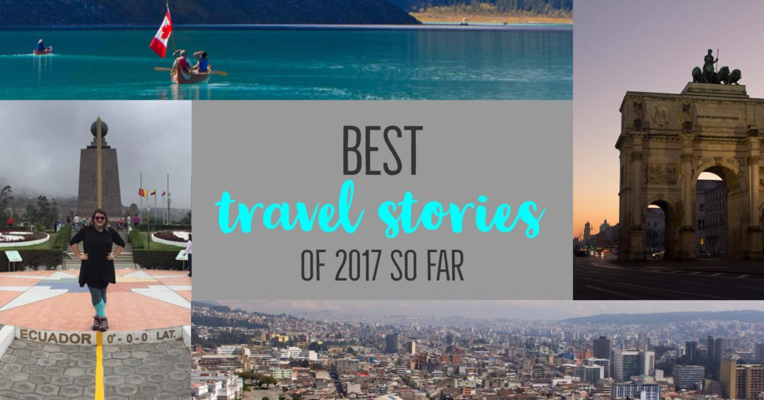 From castles to tortoises to giant marionettes, here are my favourite travel stories from 2017 so far | My Wandering Voyage travel blog