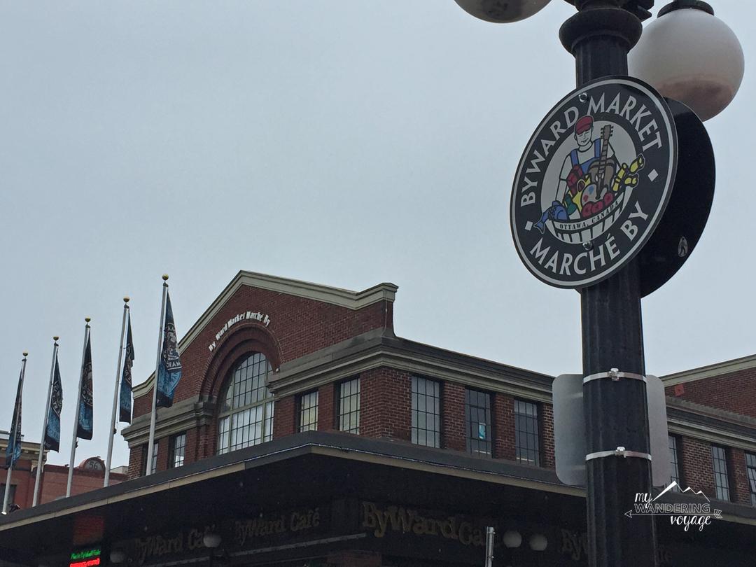 Shop around at the ByWard Market in Ottawa   My Wandering Voyage travel blog