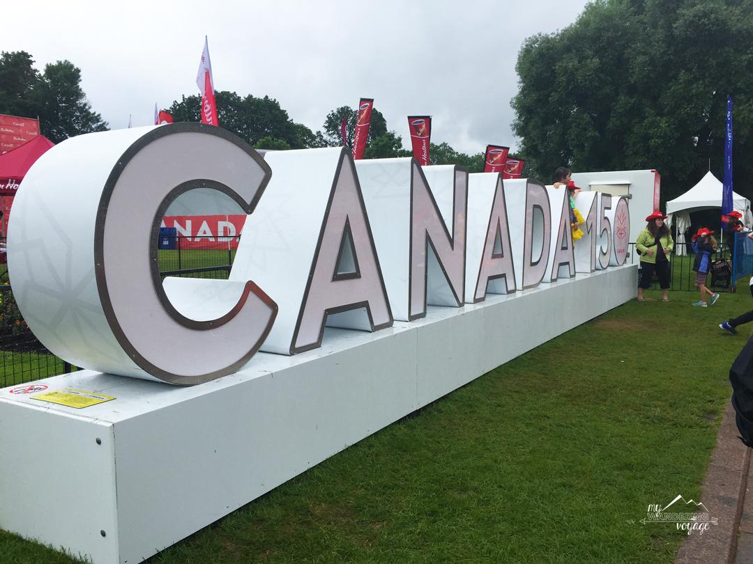 Celebrating Canada 150 in Ottawa   My Wandering Voyage travel blog