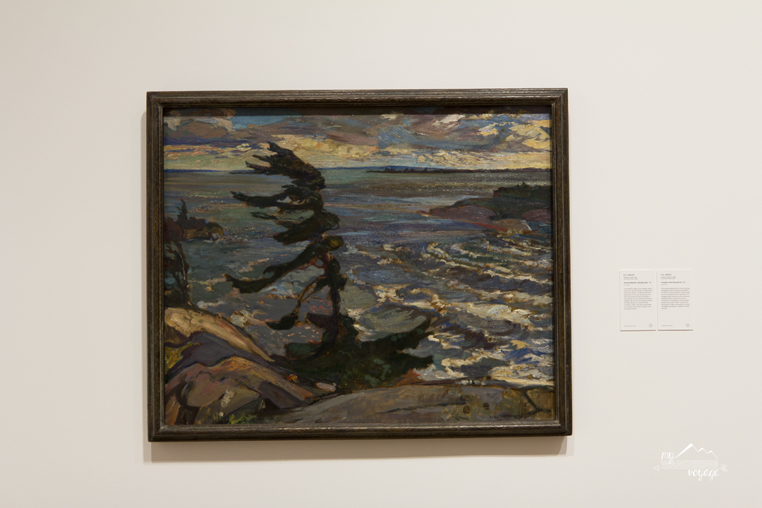 Group of Seven at the National Gallery of Canada in Ottawa   My Wandering Voyage travel blog
