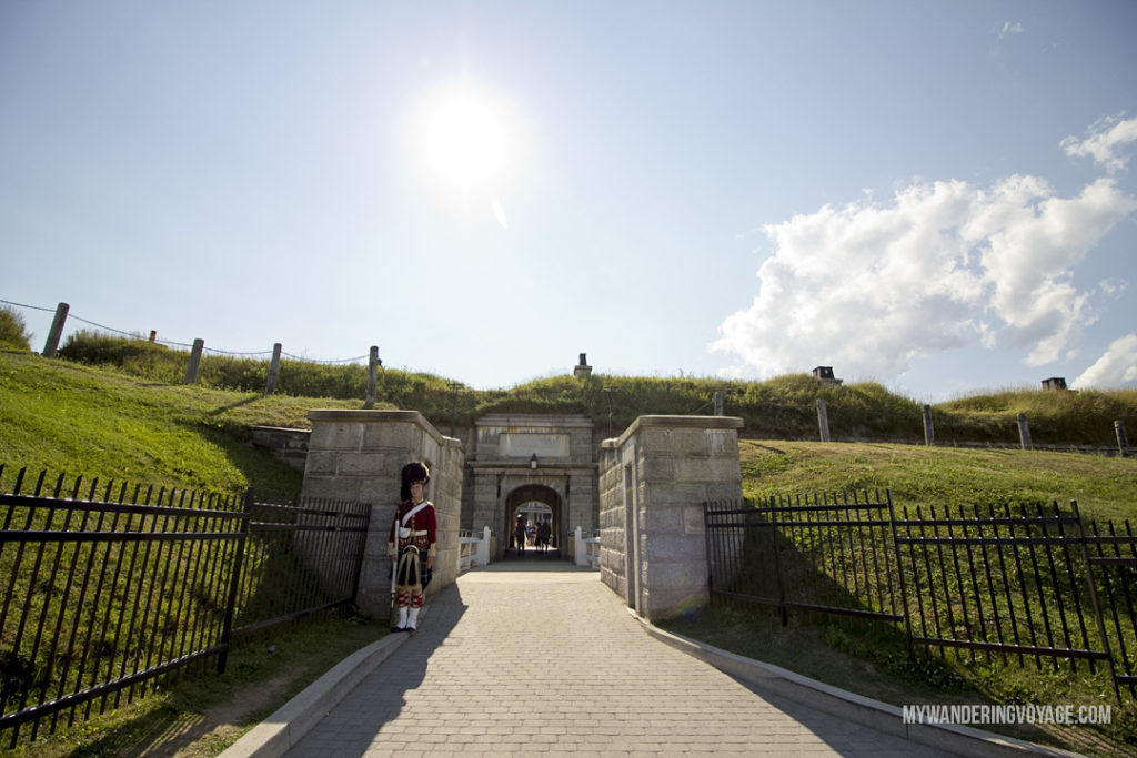 Halifax Citadel Hill From its delicious eats, historic buildings and magnificent waterfront, there is much to do in Halifax. Bring your walking shoes and a camera, because you're going to want to capture the beauty of this city on the Atlantic Ocean   My Wandering Voyage travel blog
