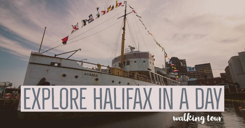 Explore Halifax in a day: walking tour