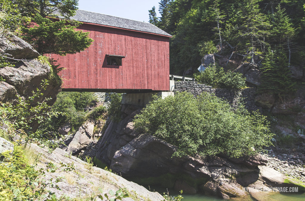 Discover Covered Bridges - 10 treasures to discover in New Brunswick, Canada. From rugged coasts to sandy beaches to French heritage and fresh seafood, New Brunswick has it all   My Wandering Voyage