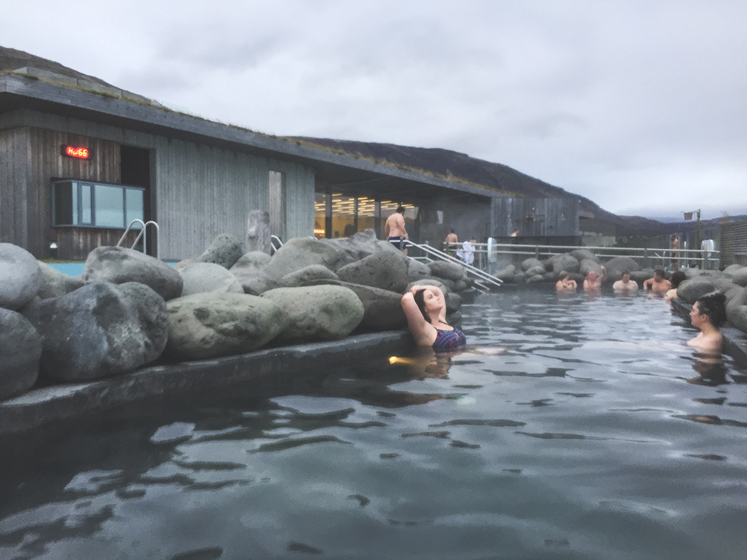 Laugarvatn Fontana - The Golden Circle is a well-known destination in Iceland, and it's easy to see why. The Golden Circle is part of a road loop that can be seen in a day from Reykjavik and hits some of Iceland's most famous landmarks   My Wandering Voyage travel blog