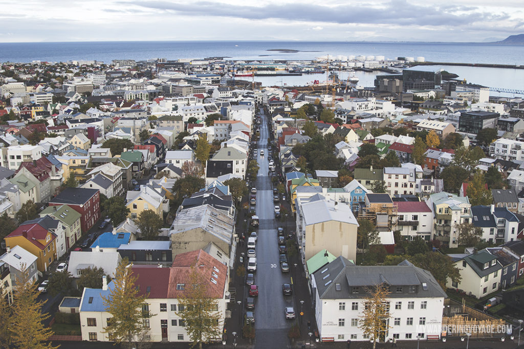 Reykjavik - Thank you 2017 for being stellar, here's to 2018 and many more travel experiences ahead! | My Wandering Voyage travel blog